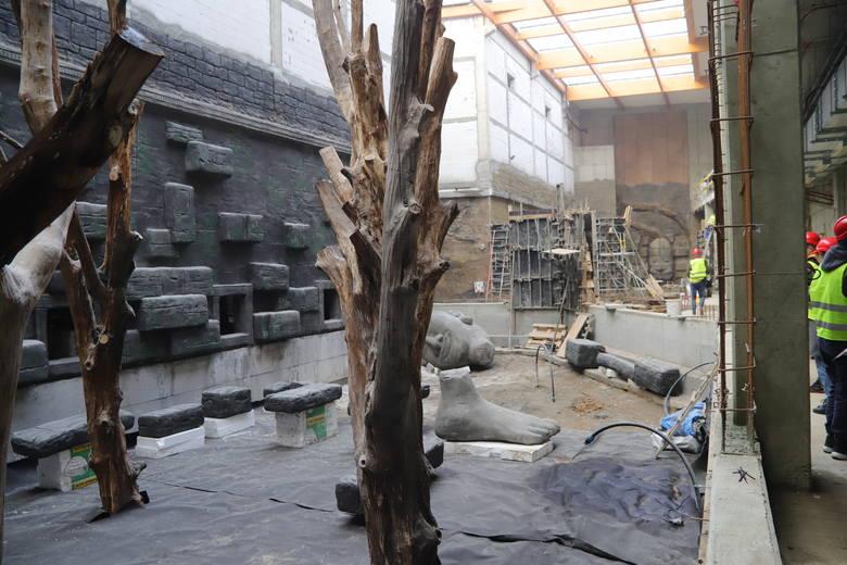Trwa budowa orientarium w łódzkim ogrodzie zoologicznym
