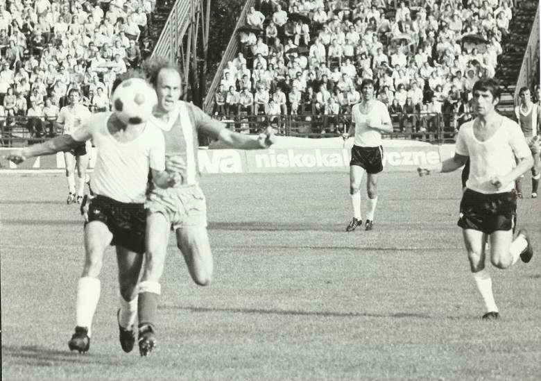 Grzegorz Lato to najznakomitszy piłkarz w historii Stali.