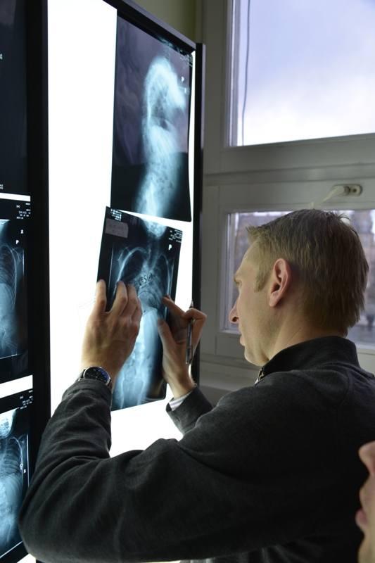 Od 13 do 18 stycznia lekarze przeprowadzą dziewięć operacji