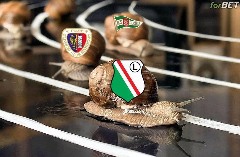 W 34. serii gier nie brakowało niespodzianek. Swoje mecze solidarnie przegrały Legia Warszawa i Lechia Gdańsk. W górę idą za to akcje Piasta Gliwice,