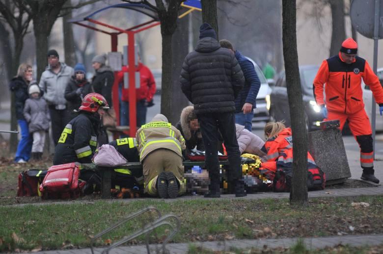 Jeśli brakuje karetki, to do wezwania wyjeżdżają strażacy. Takich sytuacji w Lubuskiem jest coraz więcej!