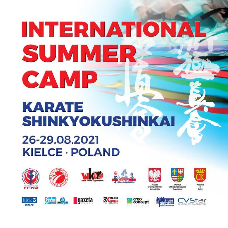 Międzynarodowy obóz karate w Kielcach od czwartku. Będzie widowiskowy pokaz na Rynku [WIDEO]