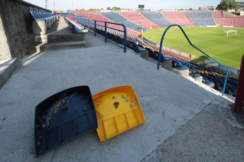 Chcemy stadionu na miarę XXI w., bo to co mamy, to zwykła kpina!
