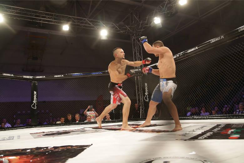W jesiennej Gali MMA Cup PLMMA 71 w Białymstoku dojdzie do 11 pojedynków