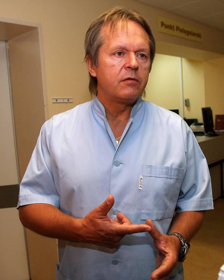 Chirurg musi przeżywać każdą operację [ROZMOWA]