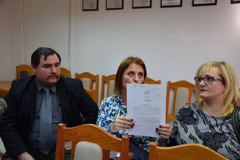 Odwołanie Roberta Palucha ze stanowiska wicewojewody lubuskiego. Pierwsza oficjalna wypowiedź wójt gminy Nowa Sól Izabeli Bojko