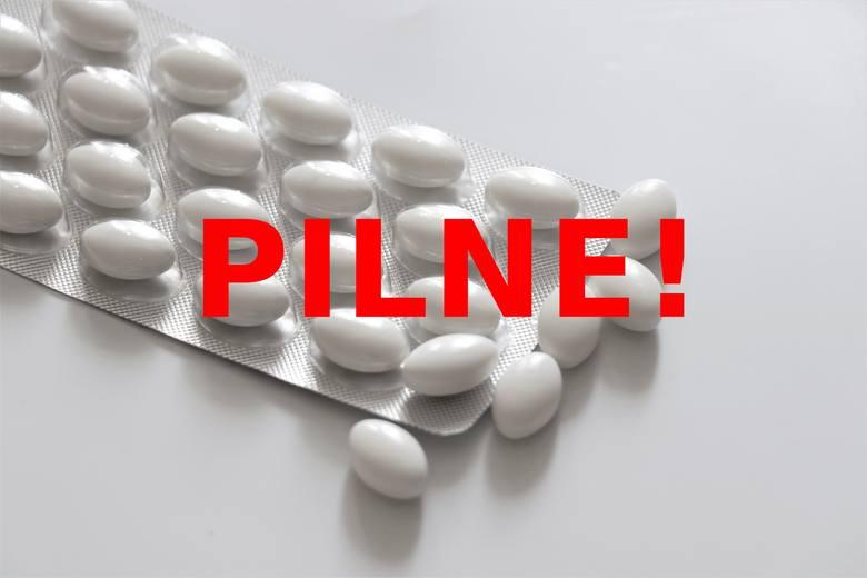 Główny Inspektor Farmaceutyczny poinformował o wycofaniu partii leku Lignocain 2%. Decyzja zapadła po tym, jak jedna ze szpitalnych aptek zidentyfikowała