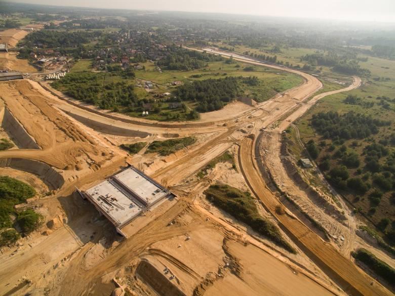 Budowa odcinka F autostrady A1