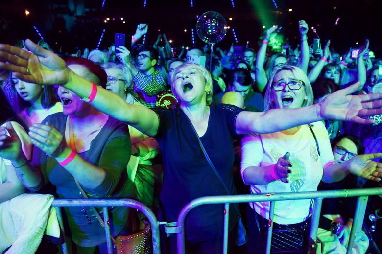 Za nami kolejna gala muzyki disco polo. Fani tego gatunku bawili się przy największych hitach polskich gwiazd. Publiczność szalała do utworów Pięknych