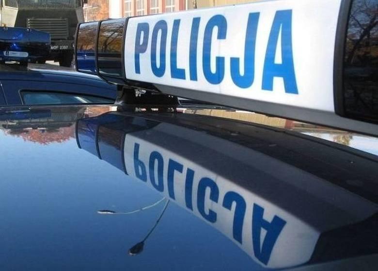 Policjanci zatrzymali 50-latka.