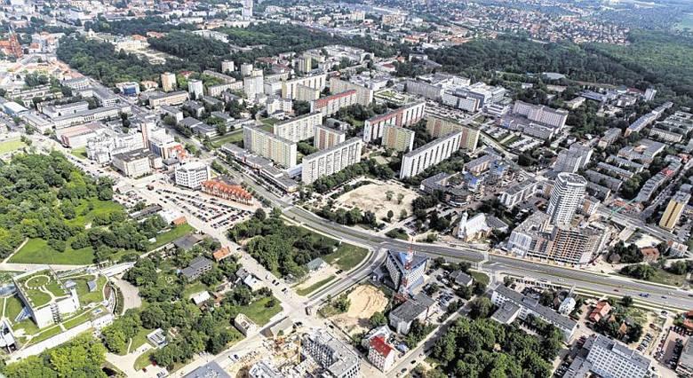 Białystok z lotu ptaka (zdjęcia)