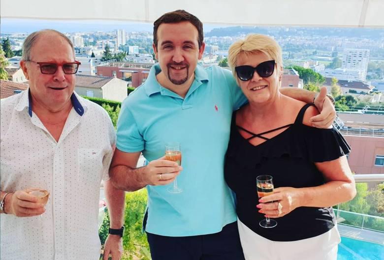 Thomas Renard Chardin, prezes siatkarskiej drużyny E. Leclerc Moya Radomka Radom, wyjechał do Nicei, aby spędzić tam czas w rodzinnym gronie.