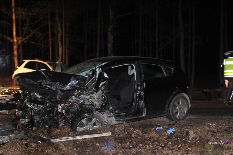 Zobacz zdjęcia z tragicznego wypadku >>>