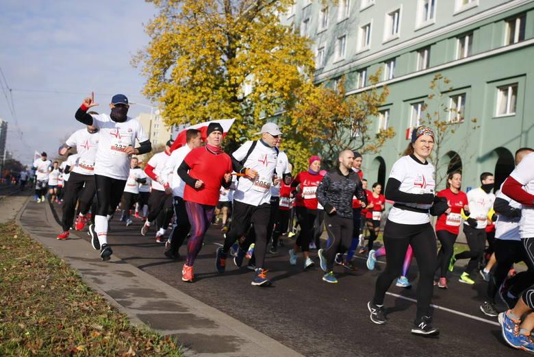 11 listopada o godzinie 11:11 rozpoczął się 31. Bieg Niepodległości. To ostatnie wydarzenie wchodzące w skład Warszawskiej Triady Biegowej, której partnerem