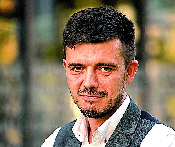 """Witold Głowacki, I zastępca redaktora naczelnego """"Naszej Historii"""""""