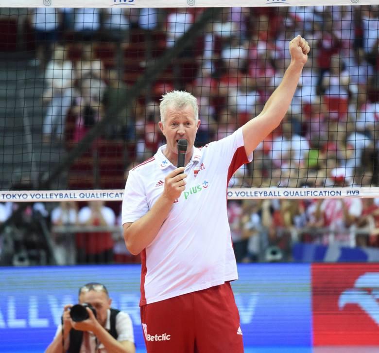 Siatkarska reprezentacja Polski zamierza walczyć o złoty medal mistrzostw Europy, które w dniach 12-29 września zostaną rozegrane w czterech krajach