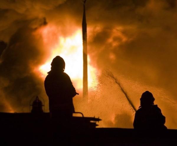 Wieś Rozwadza boi się podpalacza