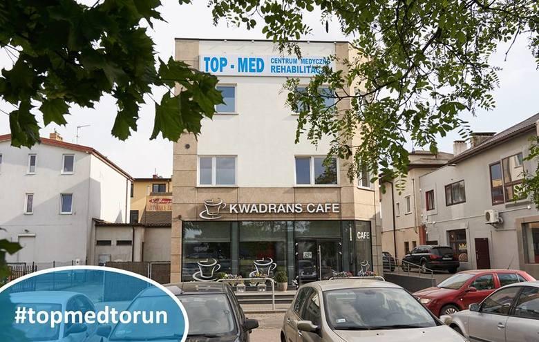Centrum Medyczne - Rehabilitacja Top-Med Toruń: Tu pomagają dbać o zdrowie