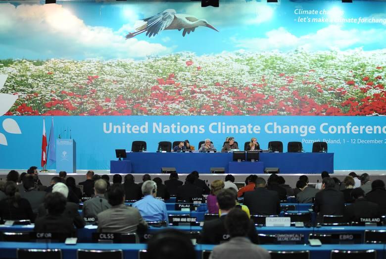 Konferencja Narodów Zjednoczonych wsprawie zmian klimatu, Poznań, 2008 rok