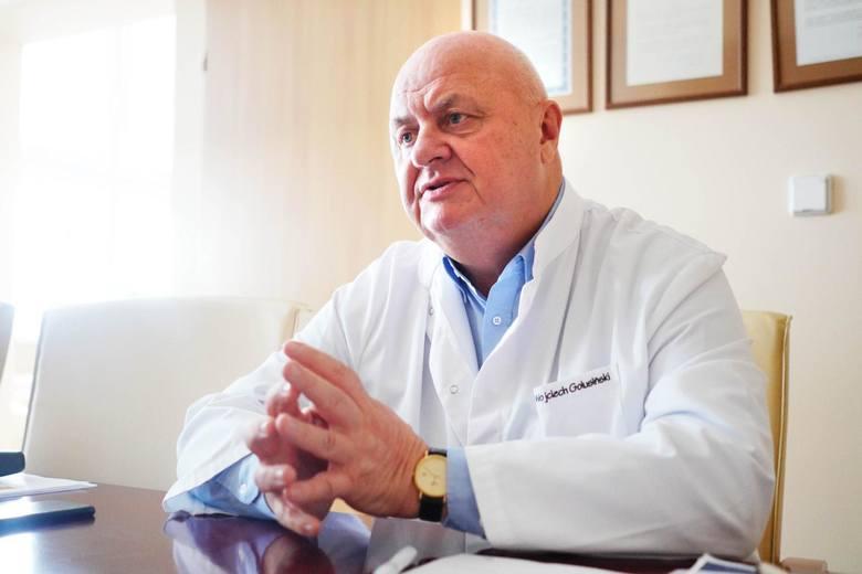 Profesor Golusiński twierdzi, że 2 mld złotych, to zdecydowanie za mało, by rozwiązać wszystkie problemy polskiej onkologii