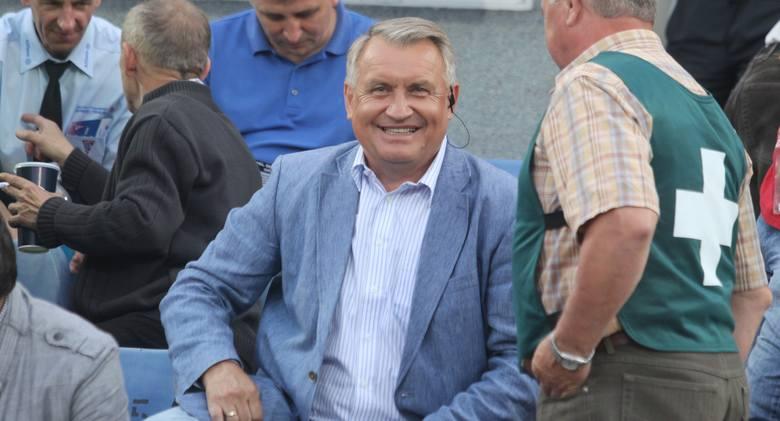 Marek Motyka jest trenerem LKS Śledziejowice