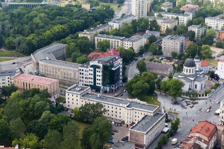 Czy standardy urbanistyczne w Białymstoku zostaną zmienione, tak by deweloperzy budowali nie tylko parkingi dla samochodów, ale i rowerów?