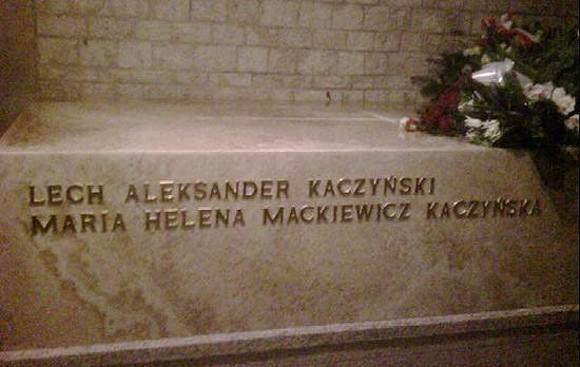 Sarkofag Pary Prezydenckiej.