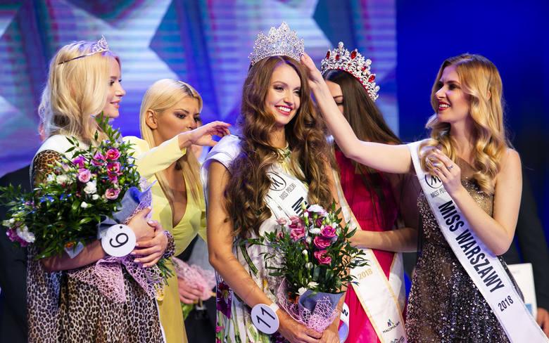 Miss Warszawy 2019 ZDJĘCIA Anita Sobótka najpiękniejszą mieszkanką stolicy! Gala Miss Warszawy 6.05 Teatr Kamienica