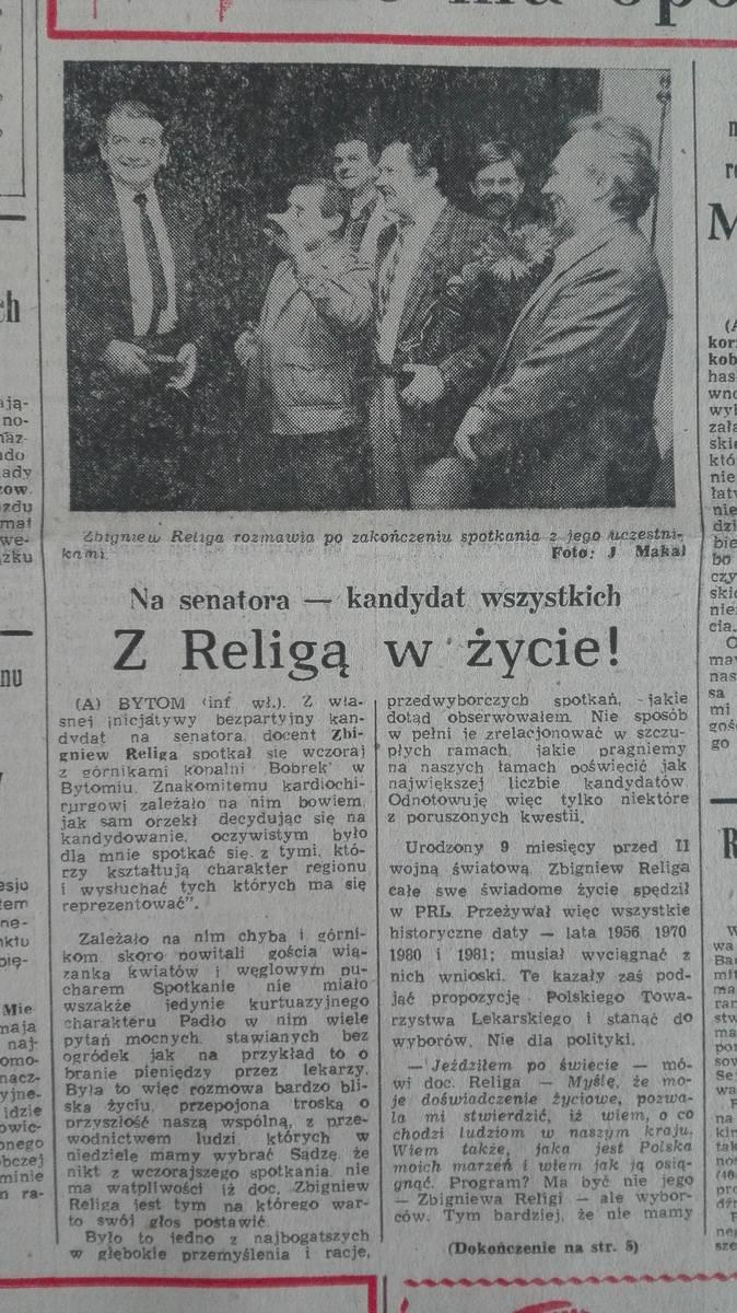 Wybory 1989. Nikt nie wiedział, że tak zmienią Polskę