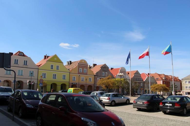 17. Powiat - miasto Łomża - 5057 budynków mieszkalnych