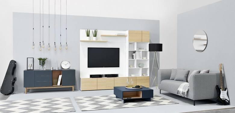 Panel TV z kolekcji Muro