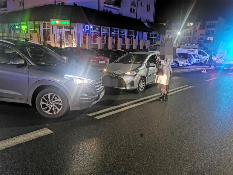 W piątek na ulicy Kołłątaja w Koszalinie doszło do kolizji. Zderzyły się dwa samochody. Na szczęście nikomu nic poważnego się nie stało.