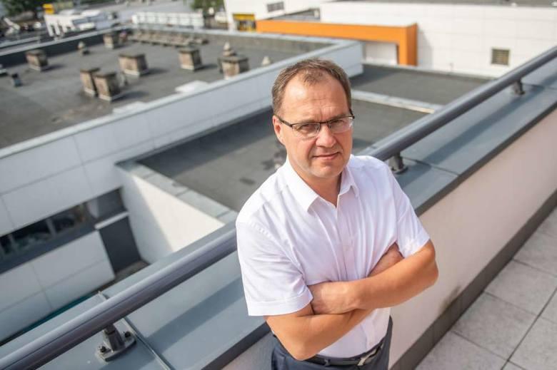 – W doborze właściwych urządzeń wspieramy się wiedzą profesorów z Politechniki Poznańskiej – mówi Jan Marciniak, prezes Poznańskiej Spółdzielni Mieszkaniowej Winogrady