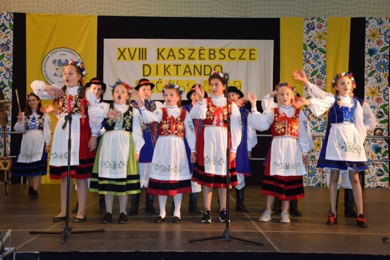 XVIII Dyktando Kaszubskie w Słupsku (5.10.2019)