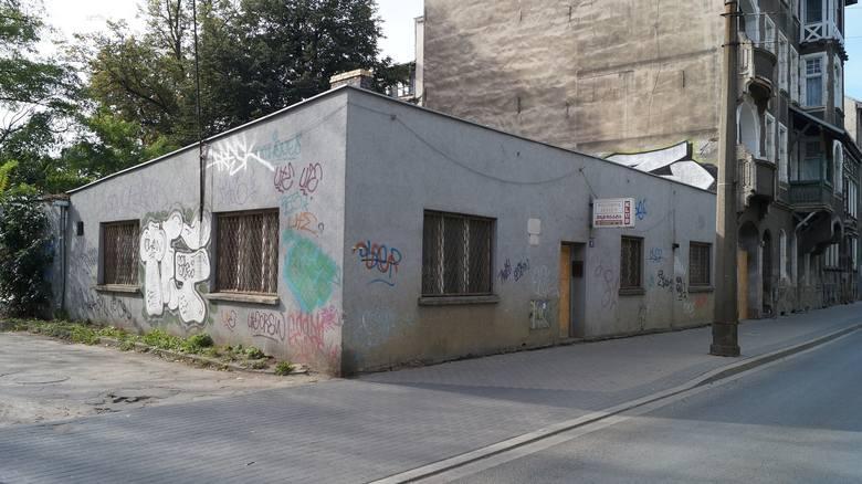 Tak wyglądał pawilon przy ul. Warszawskiej. Już go nie ma.