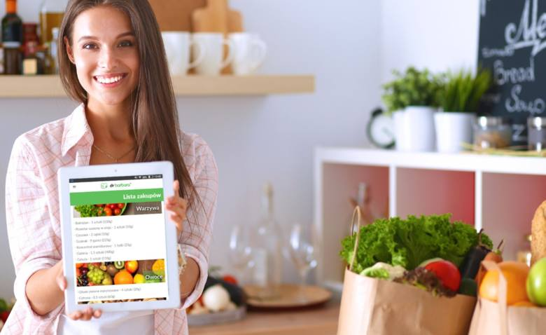 Polska aplikacja mobilna podpowiadająca właściwą dietę, hitem na światowych rynkach