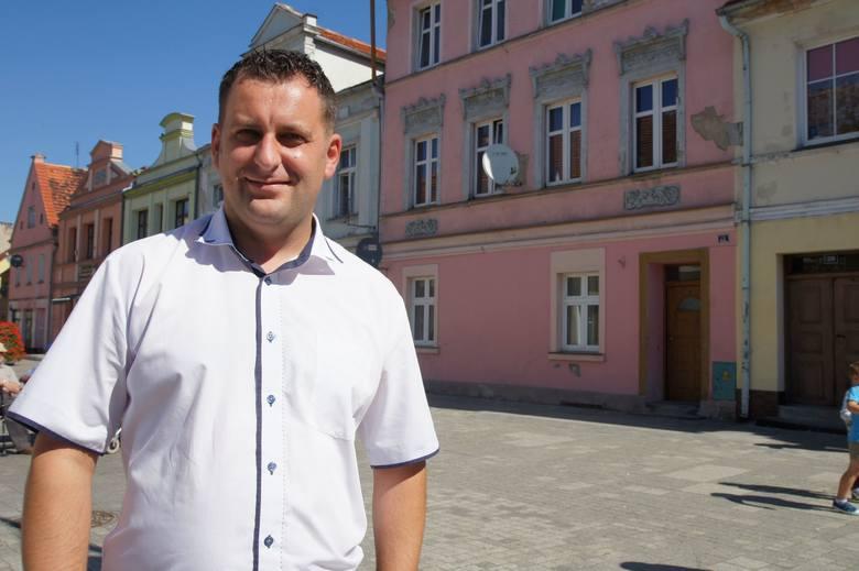 Grzegorz Zwarycz bardzo lubi kościelną akustykę i dźwięki organów w kościele