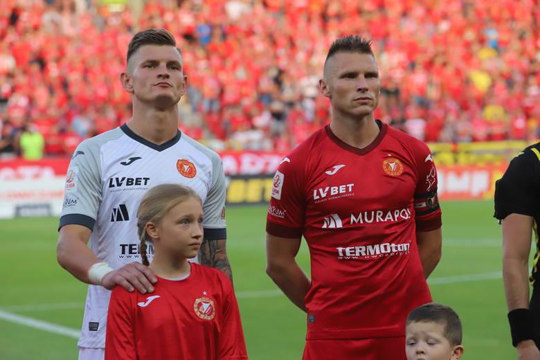 Marcin Robak i Patryk WolańskiWidzew w ostatnich sezonach nie przywiązywał wagi do tych rozgrywek. Teraz kiedy zapowiadał, że poważnie do nich podejdzie,