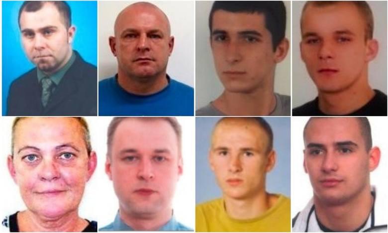 Tych osób szuka małopolska policja: oto lista poszukiwanych przez policję w Krakowie. Wśród nich są osoby, które dopuściły się poważnych przestępstw,