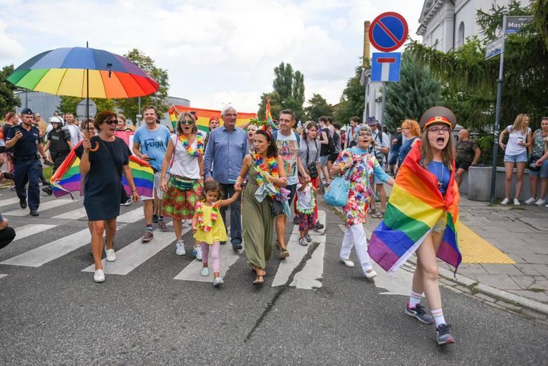 Grupa Stonewall jest organizatorem Pride Week i Marszu Równości w Poznaniu
