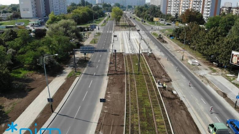 W trakcie całej inwestycji wymieniona zostanie nawierzchnia jezdni na ulicach Żegrze i Chartowo