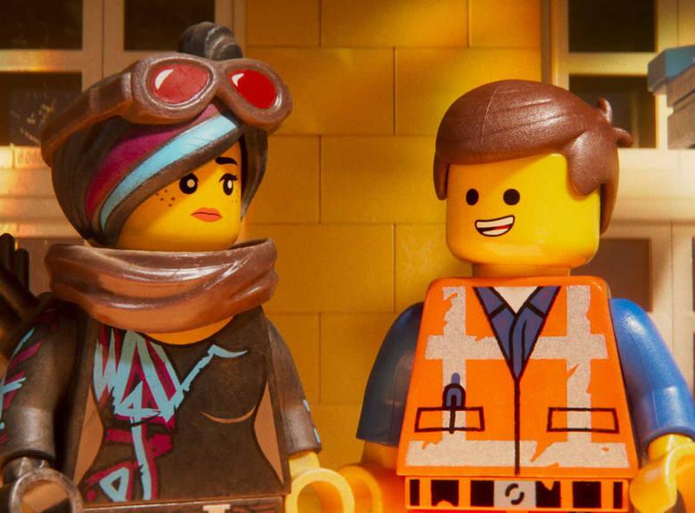 """Nadal na ekranie pozostanie film o ludzkich dzieciach, które trafiły do świata z klocków. """"Playmobil. Film"""" – sala mała, 1 września, godz. 14.30. Sala"""