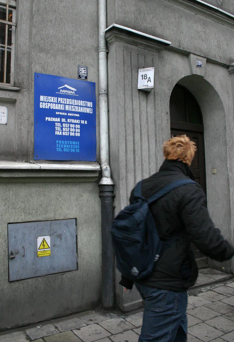 Jeszcze nie wiadomo kto ubiega się o fotel prezesa i wiceprezesa poznańskiego MPGM.