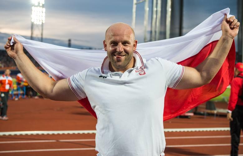 Małachowski zdobył złoto mistrzostw Europy, ale i tak nie był zadowolony ze swojego występu