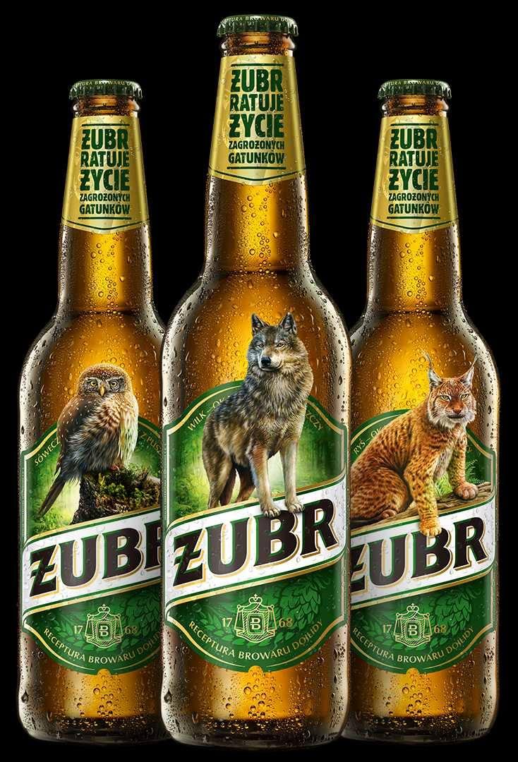 Żubr zniknie z puszek i butelek piwa w naszym kraju... Dlaczego?