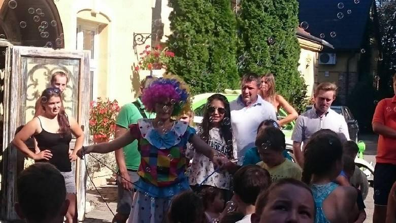 Jarmark Rycerski i Dzień Dziecka w Dworze Boratyn