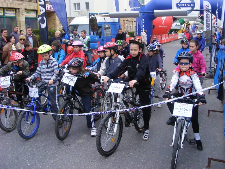 Organizatorzy pamiętali i o najmłodszych organizując dla nich specjalny przejazd