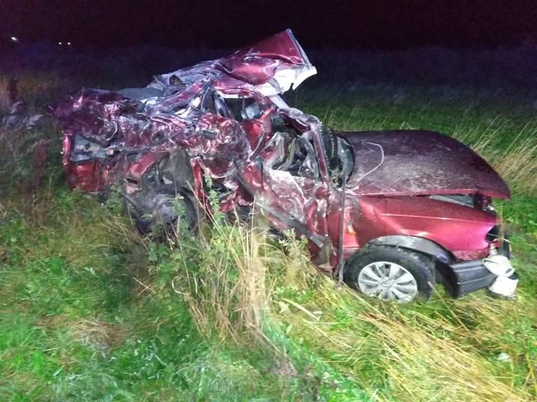 Do śmiertelnego wypadku w miejscowości Trzeciewiec pod Bydgoszczą doszło około godziny 22.