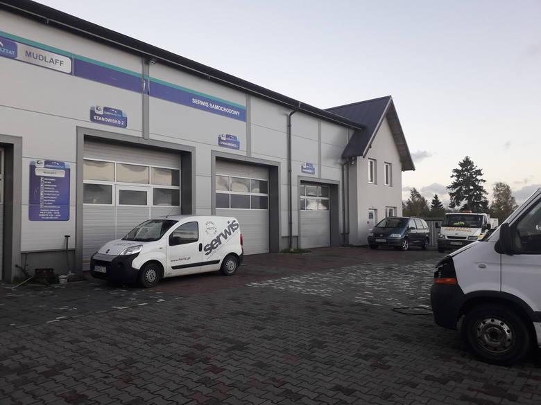 Warsztat samochodowy Eurowarsztat Marcin Mudlaff