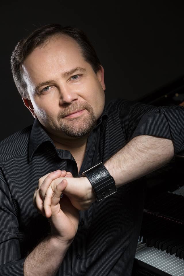 Krzysztof Herdzin - pianista, kompozytor, aranżer